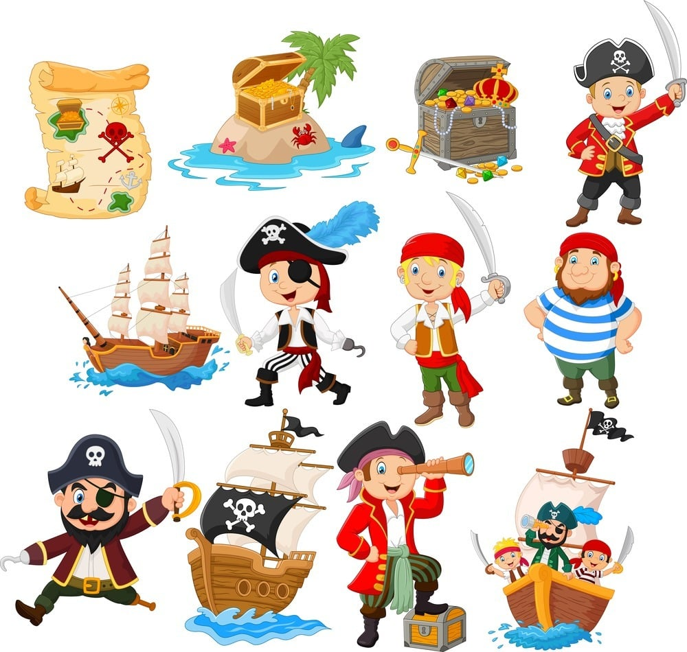 The Pirate Treasure Hunt