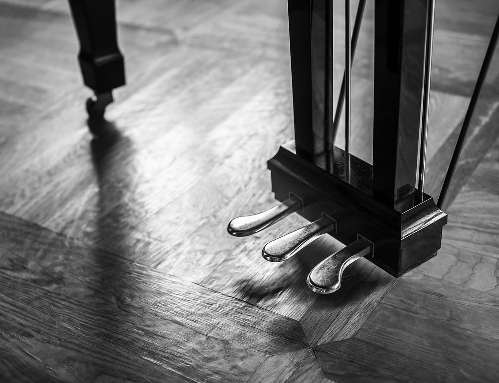 How To Use Piano Pedals