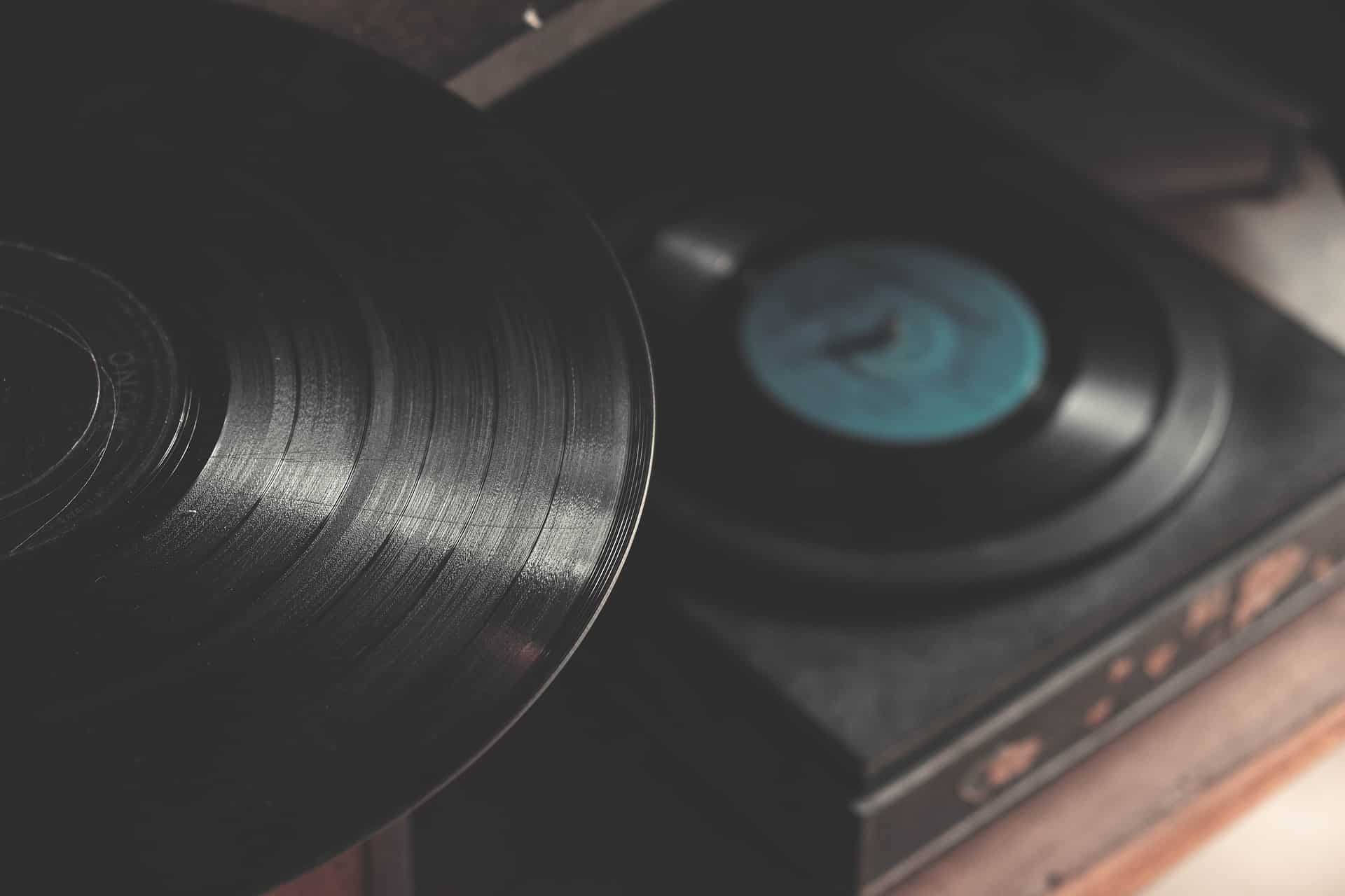 An overview of the age of the vinyl record