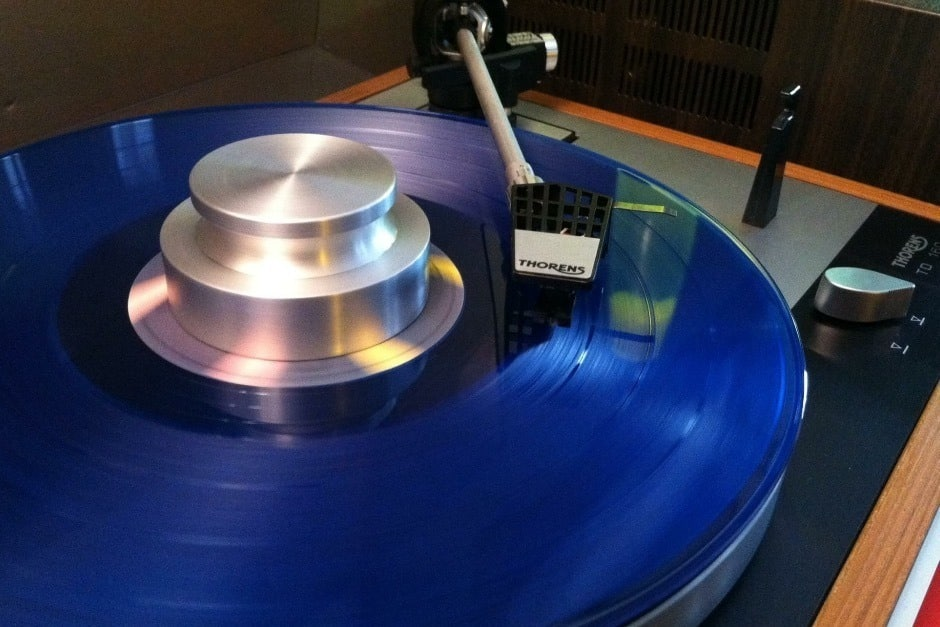 Test by spinning the turntable in both directions