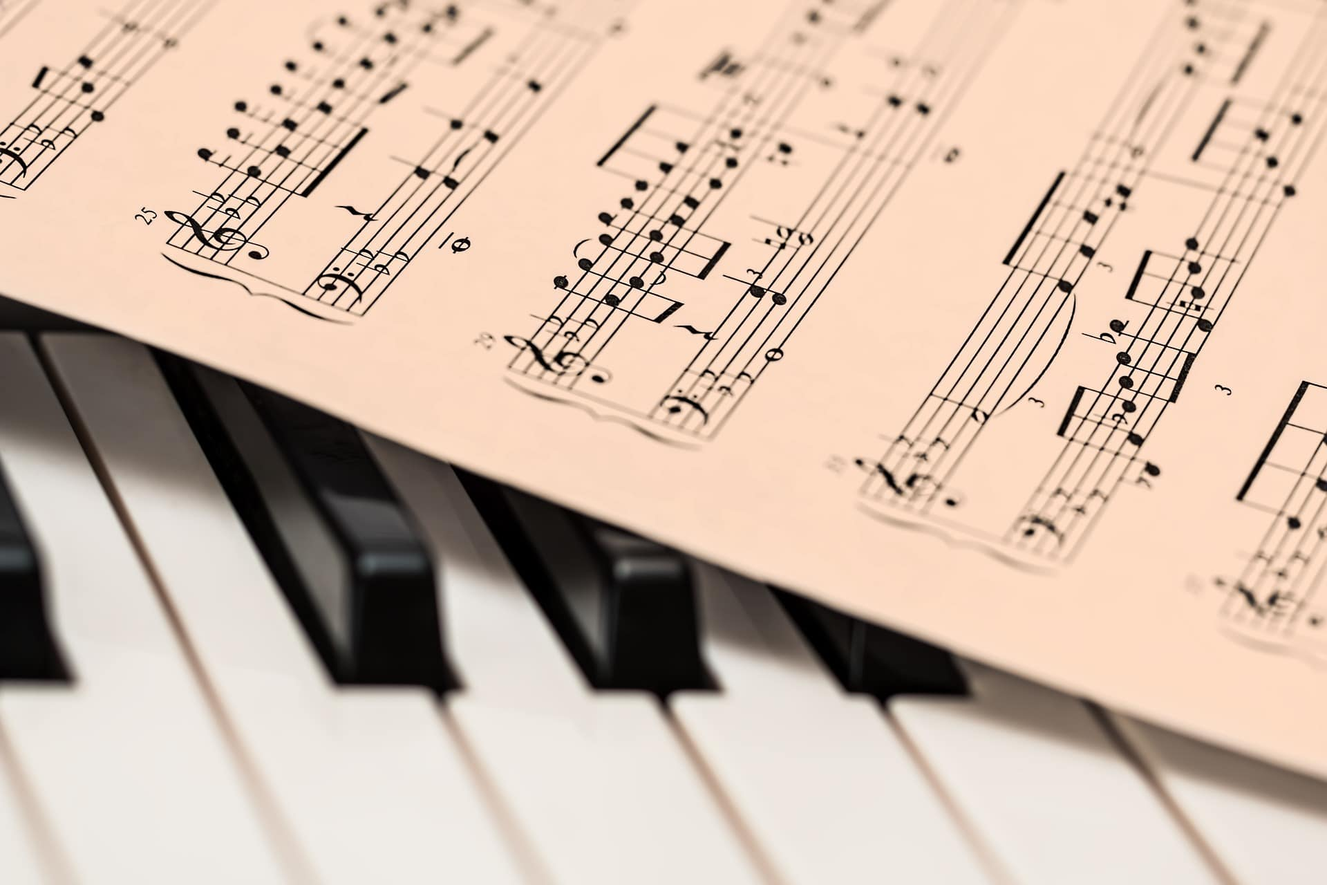 read piano music for beginners
