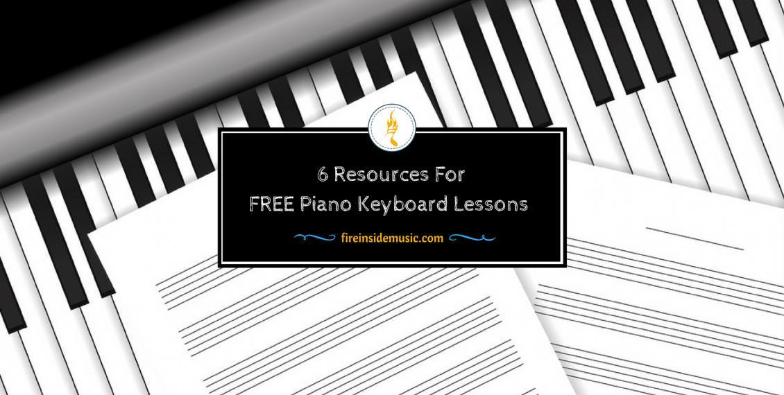 6 Resources For Free Keyboard Lessons You Don't Wanna Miss