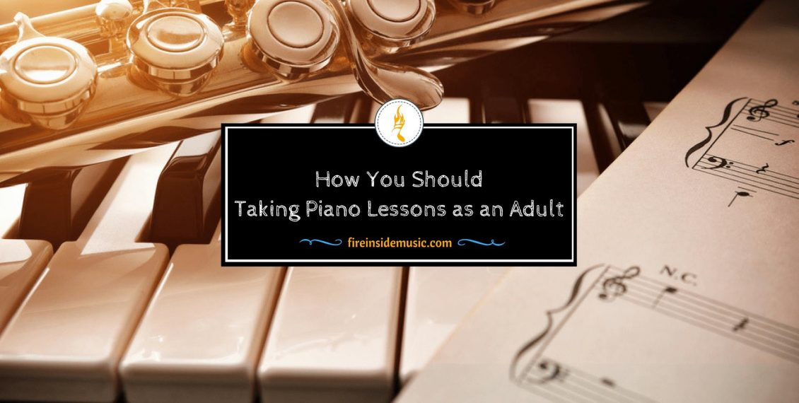 How You Should Taking Piano Lessons as an Adult