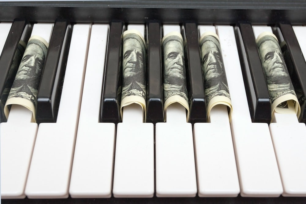 piano tuning cost