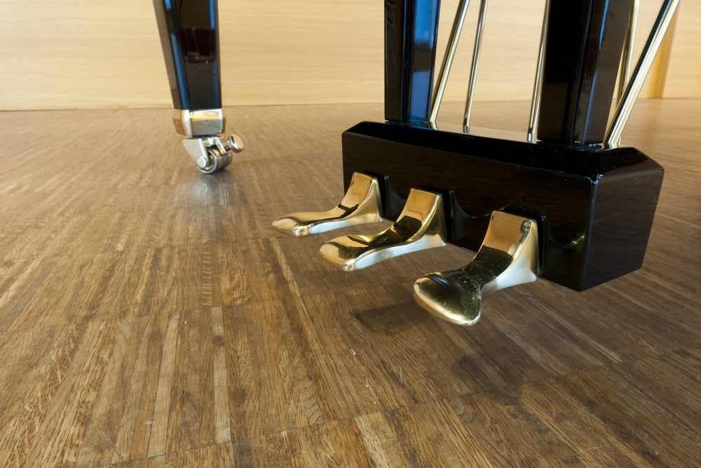 The Function of Piano Pedals