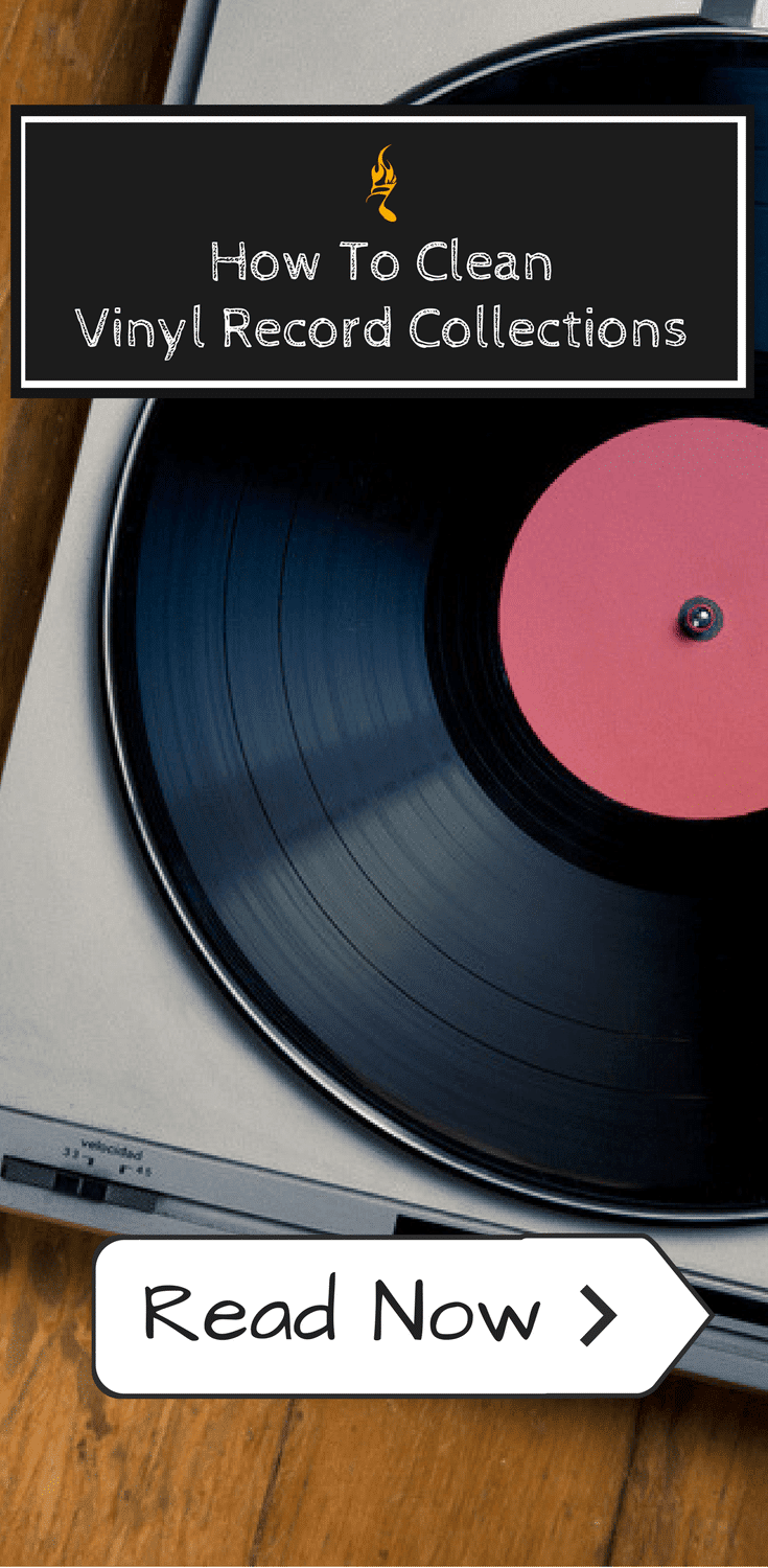 How To Clean Vinyl Record Collections