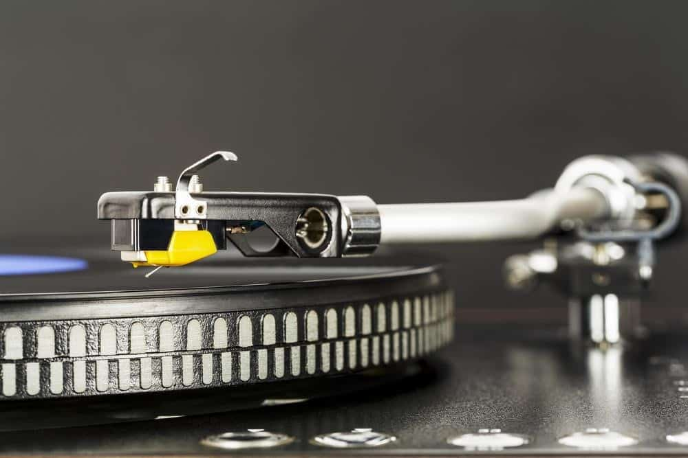 Attach Phono Cartridge to Tonearm