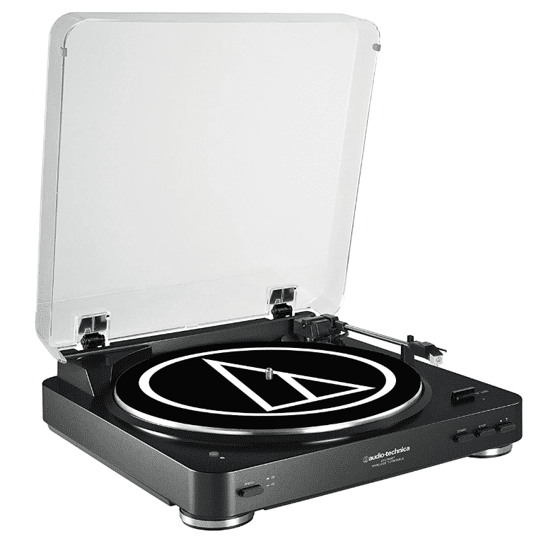 Audio-Technica Belt-Drive Stereo Turntable