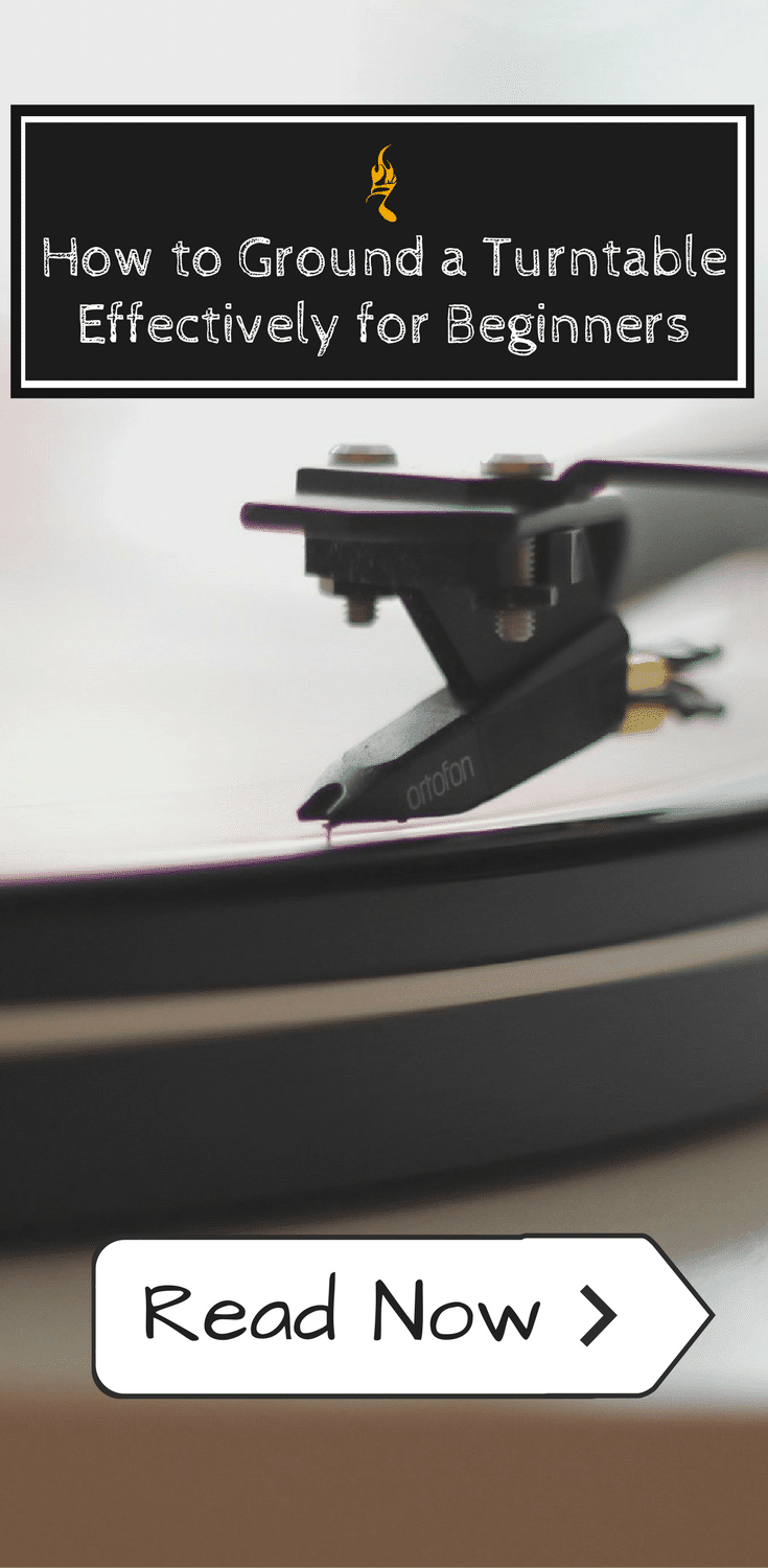 How to Ground a Turntable Effectively for Beginners