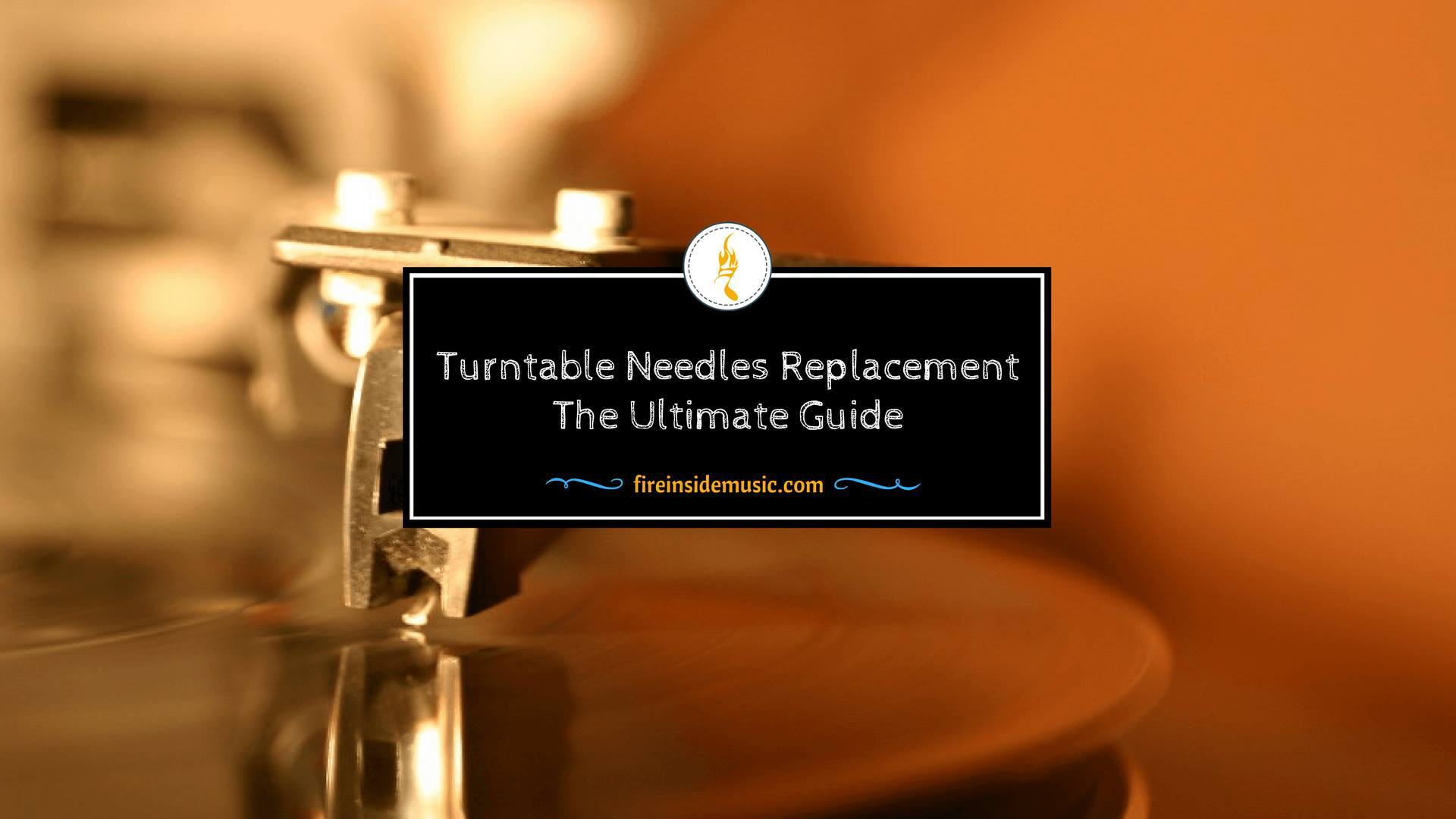 Turntable Needles Replacement: How To Do It 【The Easiest Way 】