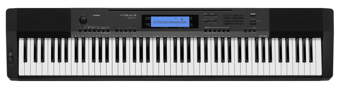 Casio CDP-240 88-Key Digital Piano