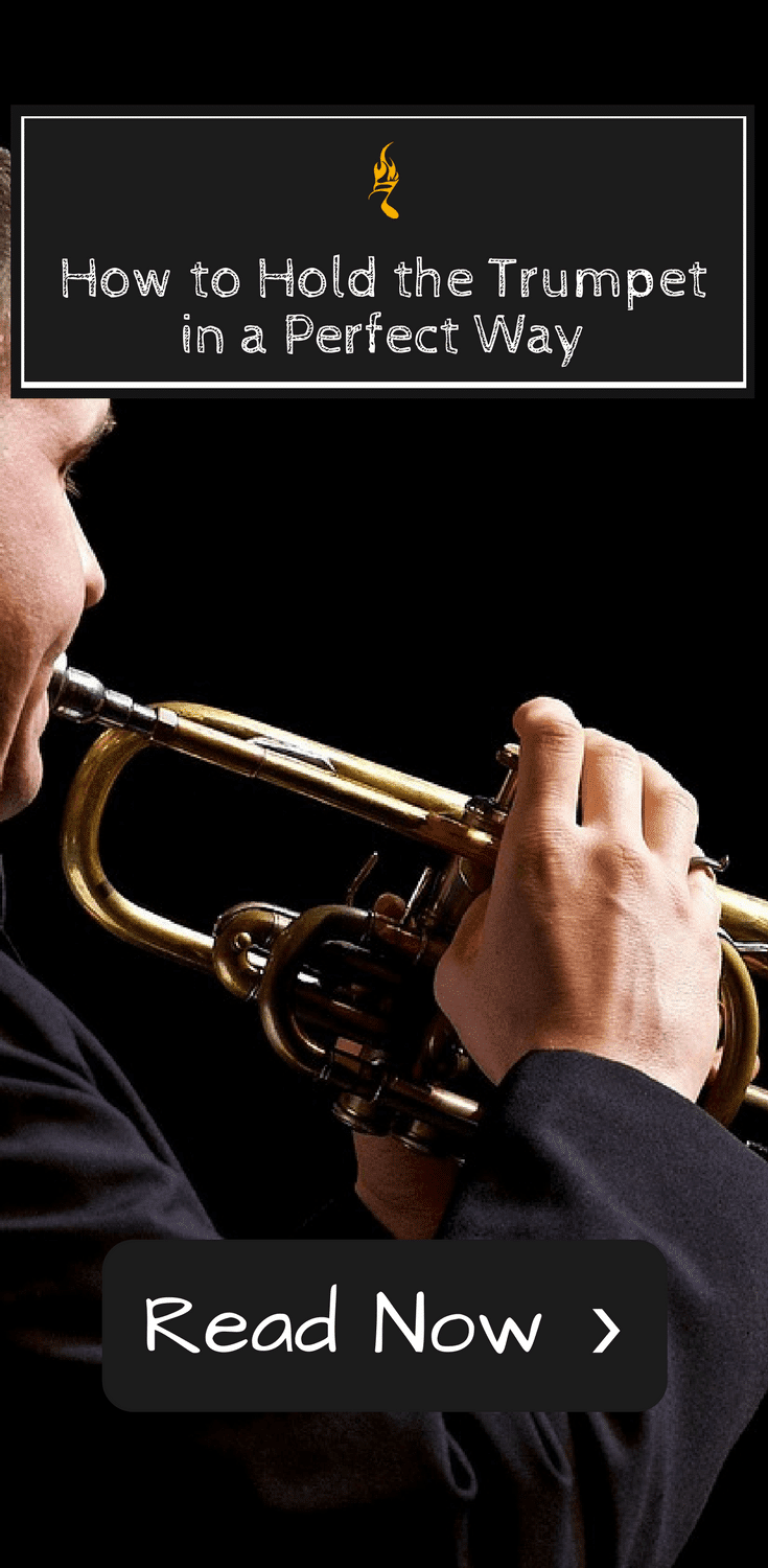 How to Hold the Trumpet