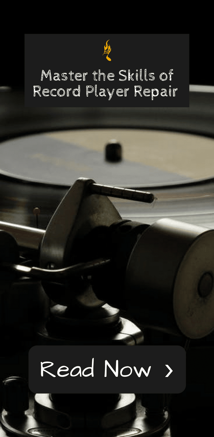 Master the Skills of Record Player Repair and Be Successful