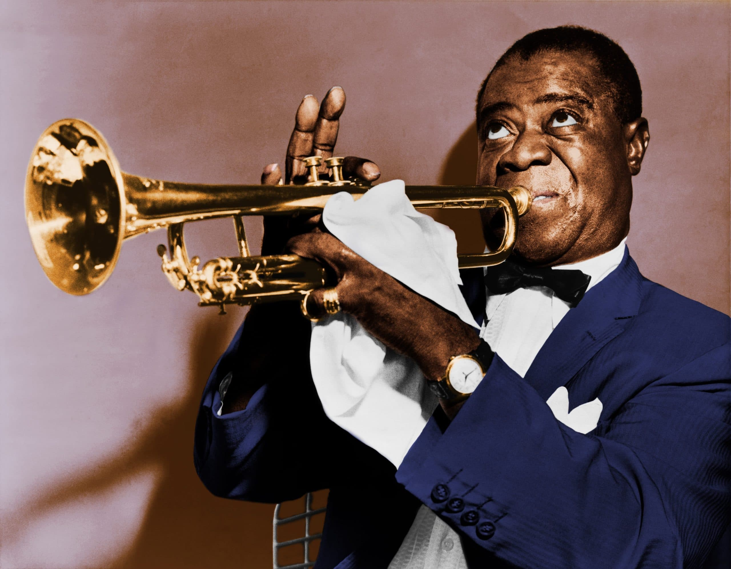 Louis Armstrong - Best Trumpet player