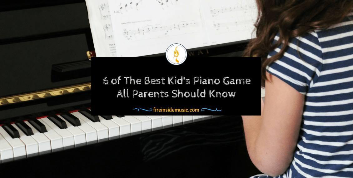 kid piano games
