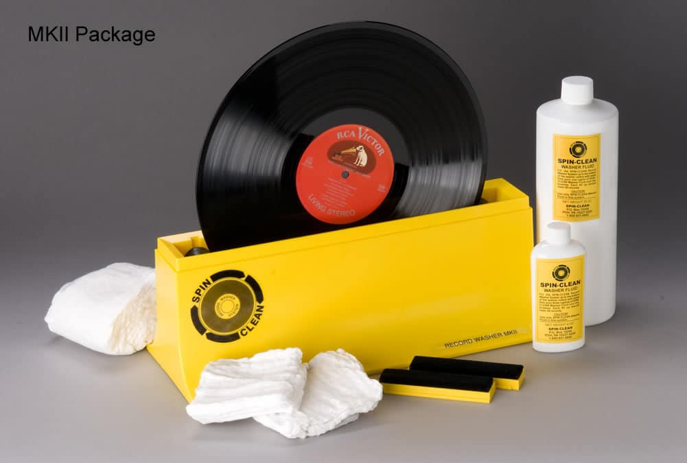 Spin-Clean Record Cleaner