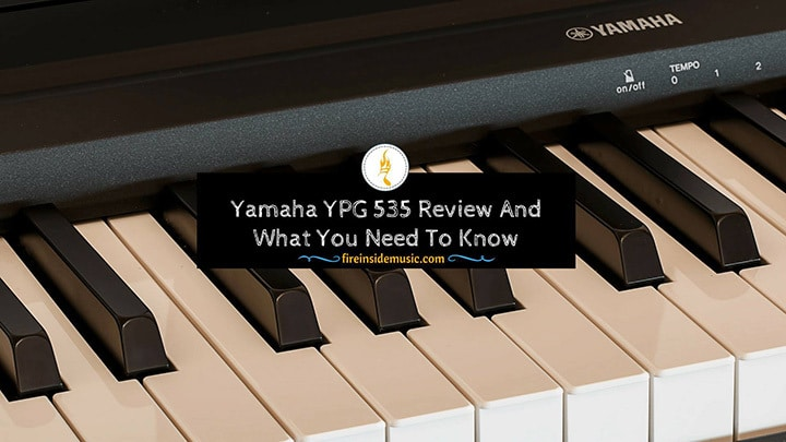 Yamaha YPG 535 Review - Important Things That You Need To Know