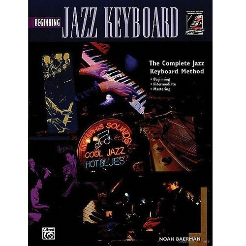 Beginning Jazz Keyboard