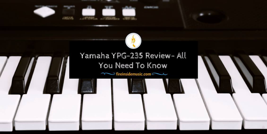 yamaha ypg 235 review read this before you buy. Black Bedroom Furniture Sets. Home Design Ideas