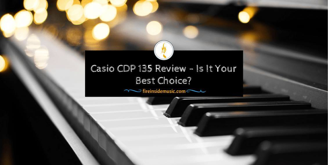 Casio CDP 135 Review
