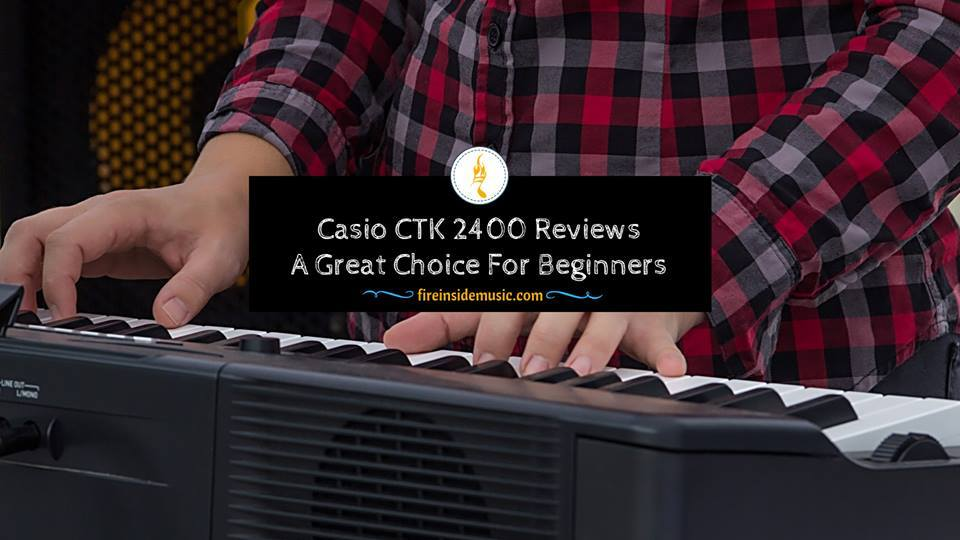 Casio CTK 2400 Reviews