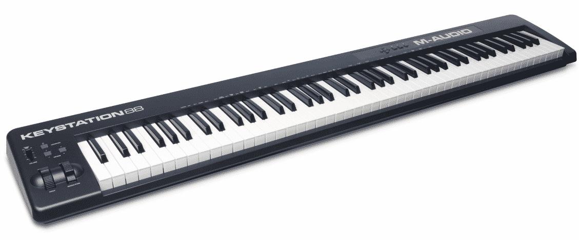 M Audio Keystation 88