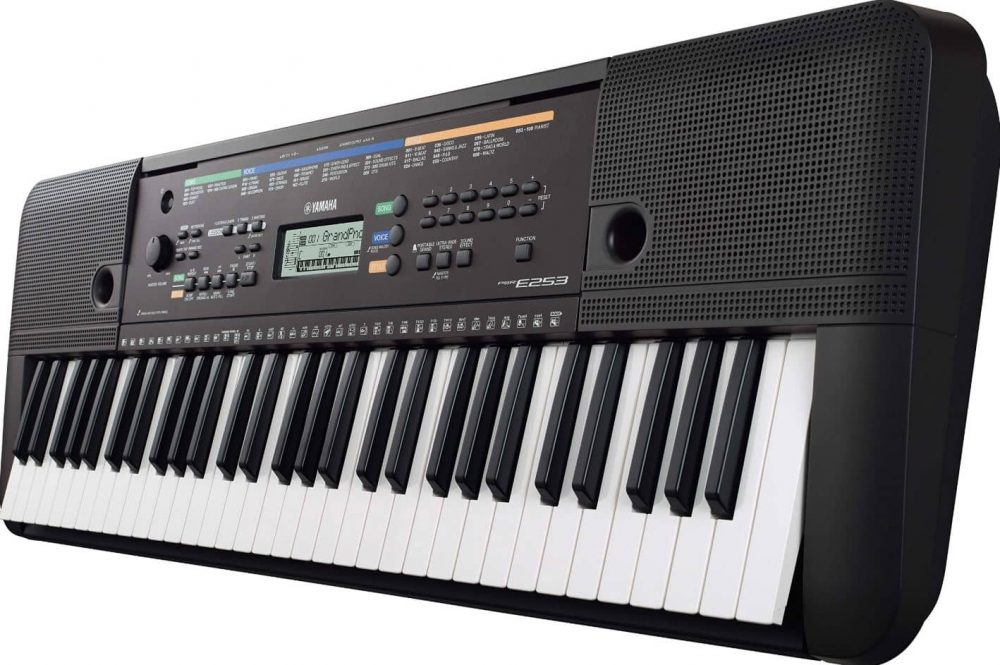 Yamaha PSR E253 Perfect Device For Beginner