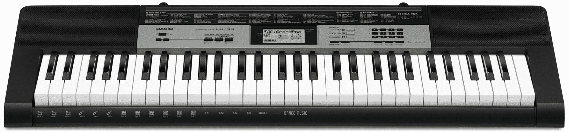 Casio LK 135