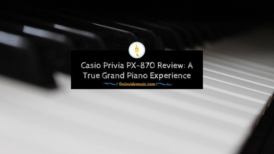 Casio Privia PX-870 Review