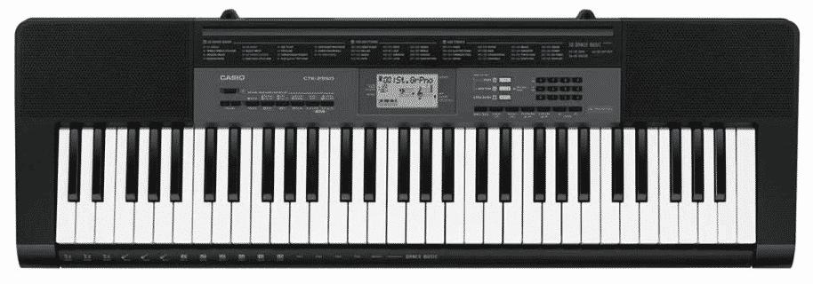 Casio CTK 2550