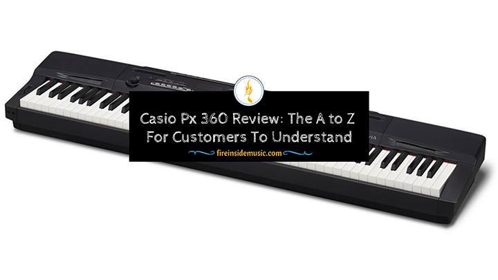 Casio Px 360 Review