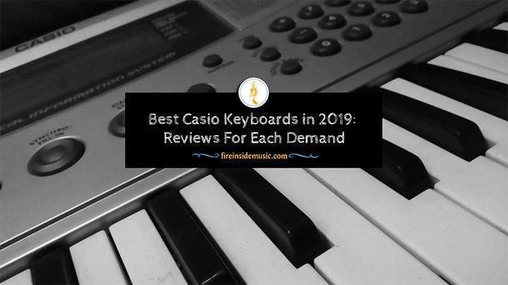 Best Casio Keyboards Reviews