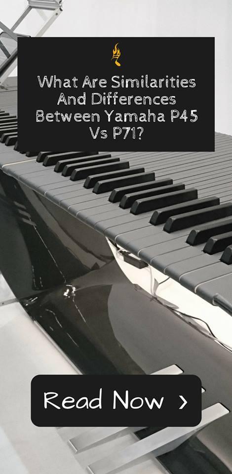 P45 vs P71 Share on Pinterest