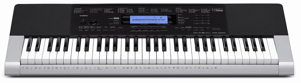 Casio CTK 4400 Features