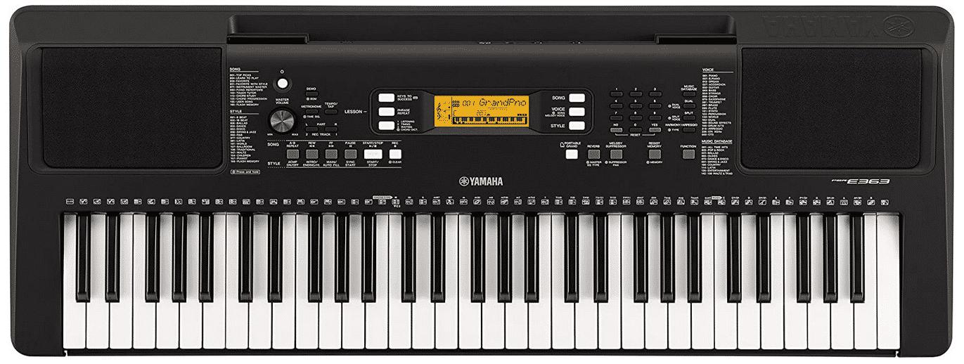 Yamaha PSR E363