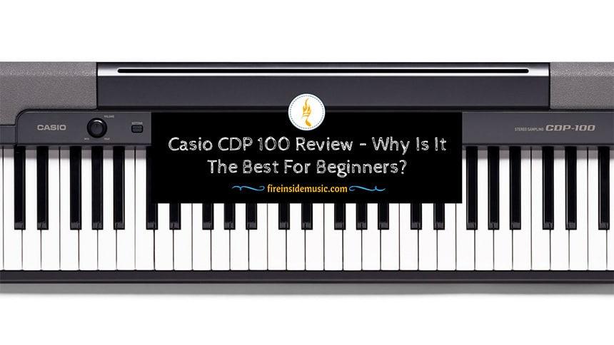 Casio CDP 100 Review FIM