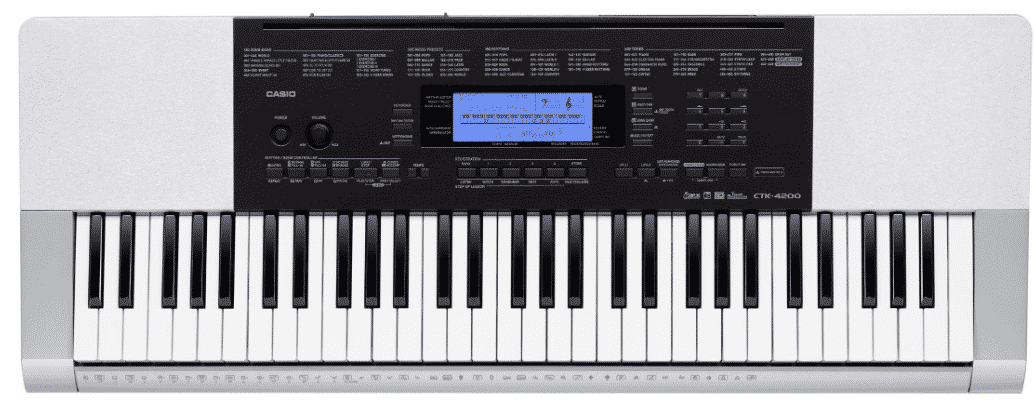 Casio CTK 4200 review