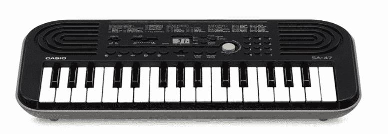 Casio SA 47 Review