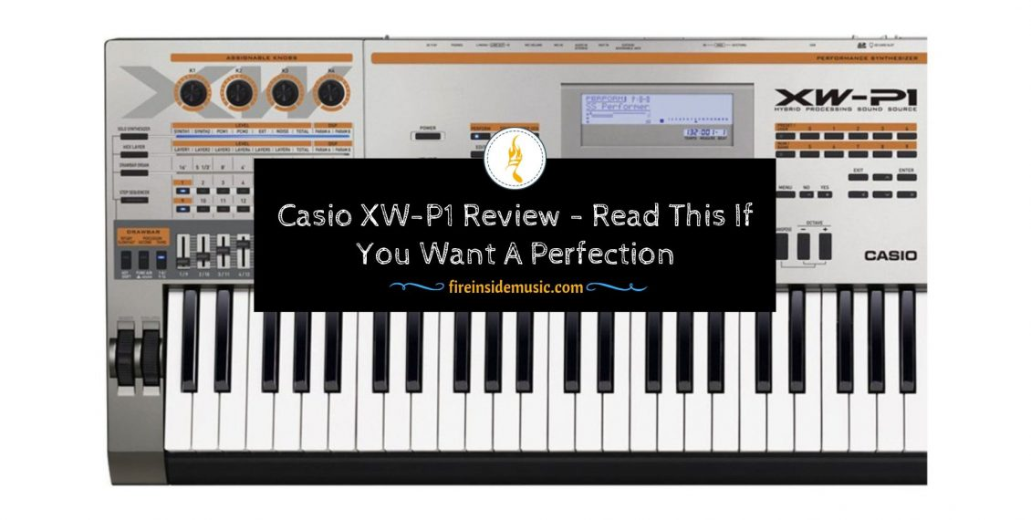 Casio XW-P1 Review