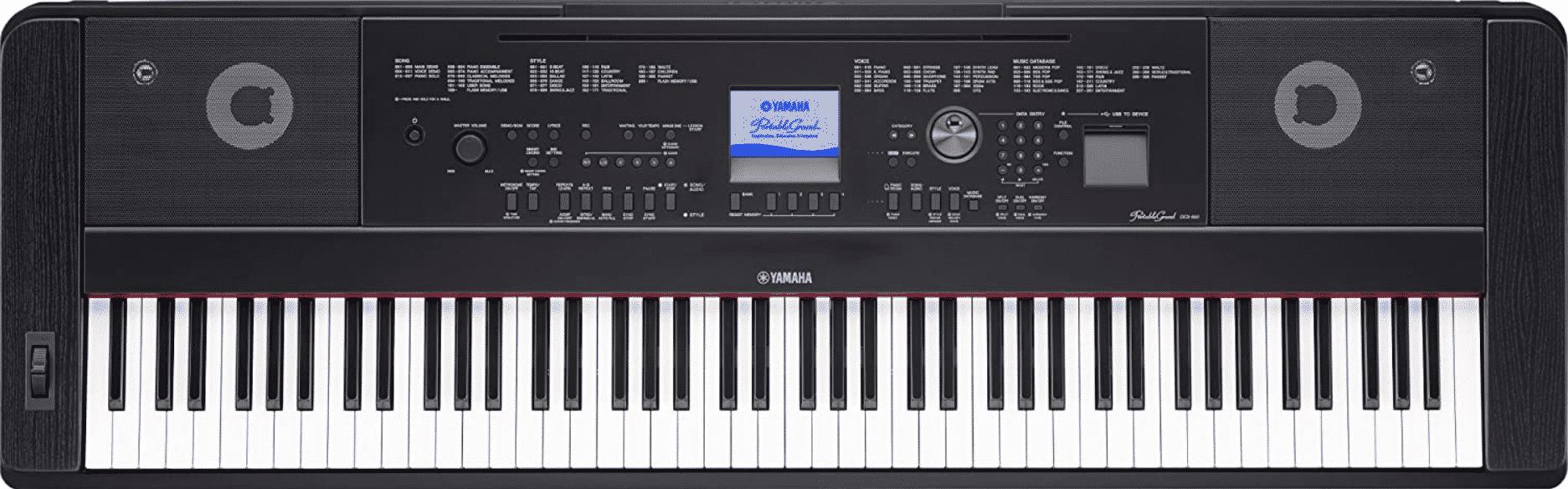 DGX 660 Overview