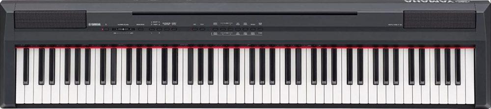 Yamaha P105 Graded Hammer Standard Keyboard