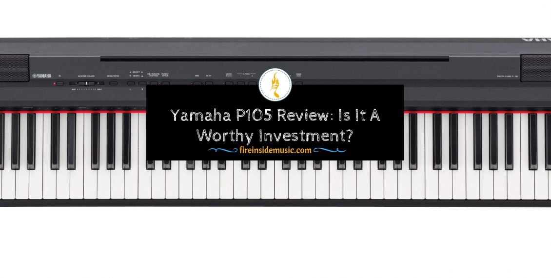Yamaha P105 Review