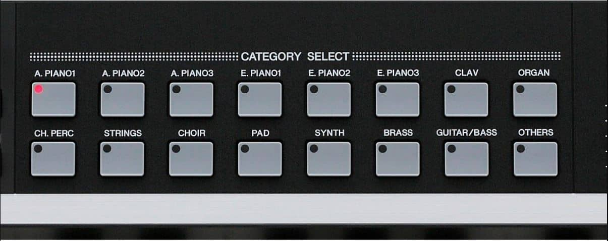Simple And Easy Usage of Yamaha CP40