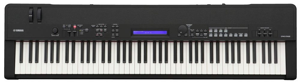 Specification Of The Yamaha CP40 Stage Piano
