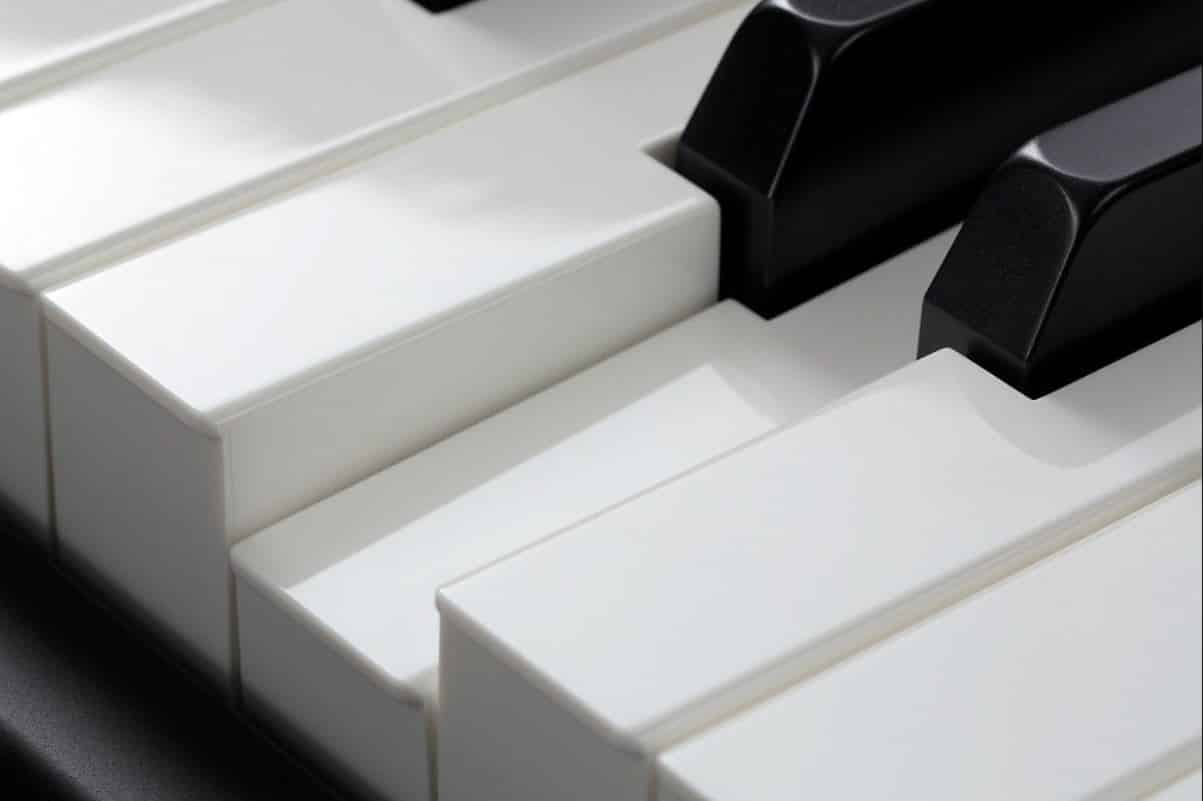 The First Impression Of The Keys of Yamaha CP40