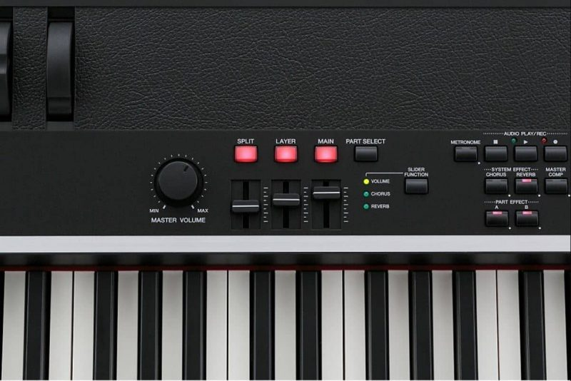 True Sound And Diverse Effects Of Yamaha CP40
