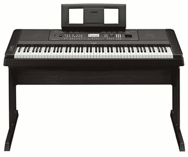 Yamaha DGX 650