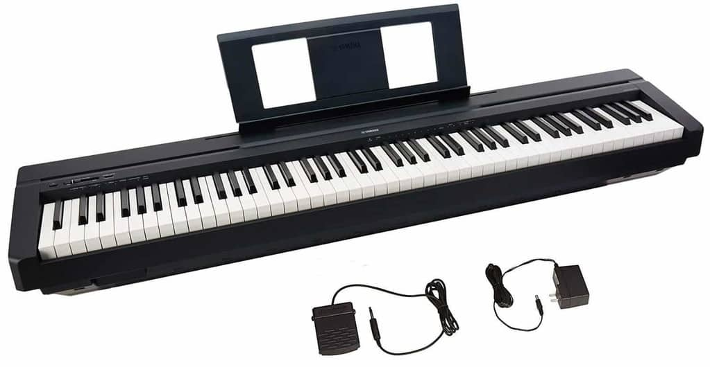 Yamaha P45 Weighted Action Digital Piano