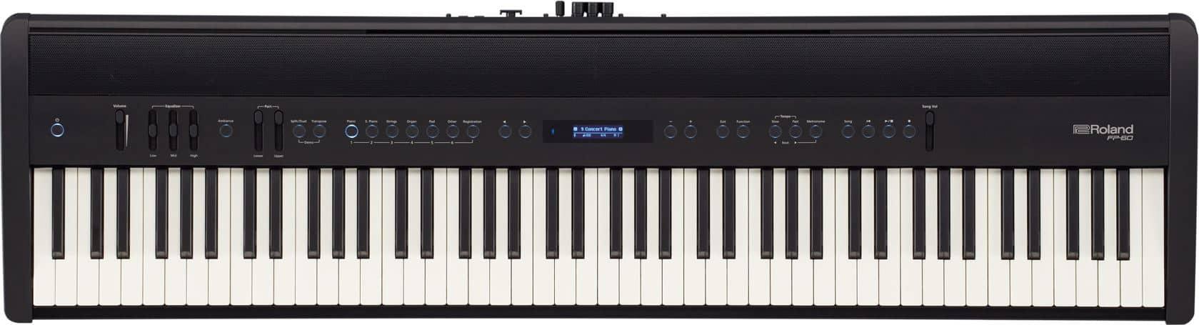 Roland FP-60 88-key Portable Digital Keyboard
