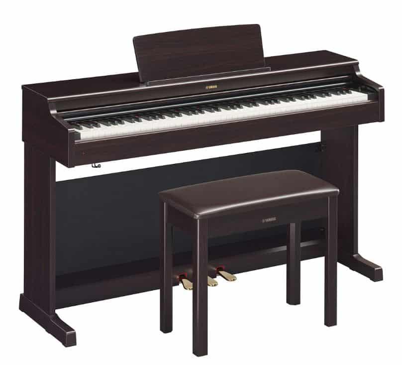 Yamaha YDP164R Arius Series Digital Console Piano
